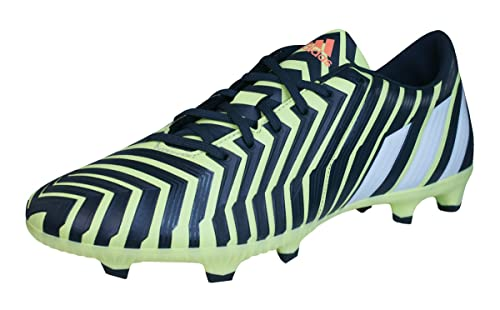 4bc8c5ae344 adidas Predator Absolado Instinct FG Mens Soccer Boots Cleats -Black-8.5