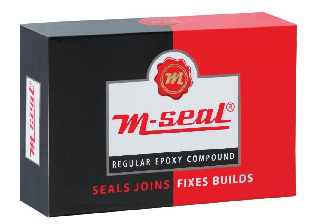 Pidilite M-Seal - Epoxi reflectante (1 x 25 g, sellos – juntas – fijaciones – construcciones) sellos - juntas - fijaciones - construcciones) 8901860020134