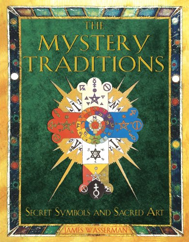 The Mystery Traditions: Secret Symbols and Sacred (Esp Test)