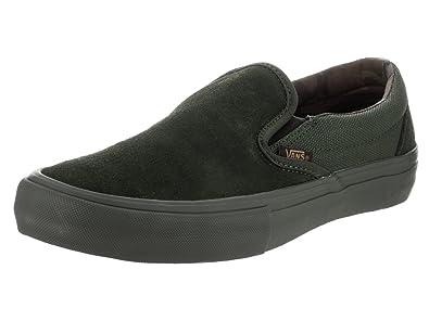 vans mens slip on shoes 11