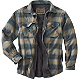 Legendary Whitetails Men's Archer Thermal Lined Shirt Jacket Sky X-Large Tall