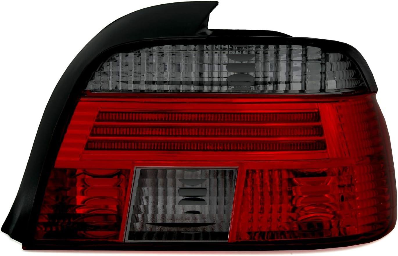 Ad Tuning Gmbh Co Kg 960323 Rückleuchten Set Rot Schwarz Auto