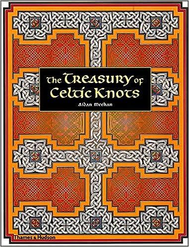The Treasury Of Celtic Knots Meehan Aidan 9780500285459 Amazon Com Books