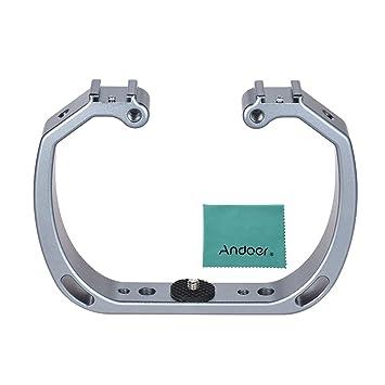 Andoer Sevenoak SK-GHA6 Jaula de Aluminio Handheld del Vídeo ...