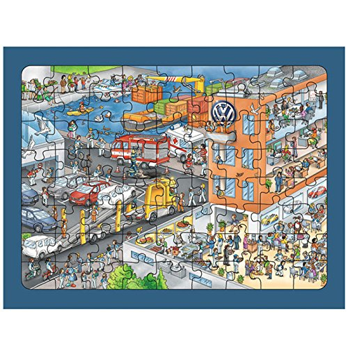 Volkswagen 231087703/C Puzzle Offensive des Service 72/teilig
