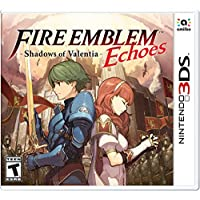 Fire Emblem Echoes: Shadows of Valentia for Nintendo 3DS