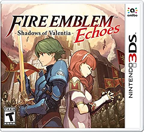 Fire Emblem Echoes: Shadows of Valentia - Nintendo 3DS Standard Edition (Summer Echoes)