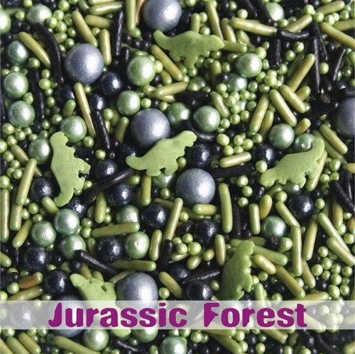 Jurassic Forest Gluten GMO Nut Dairy Soy Free