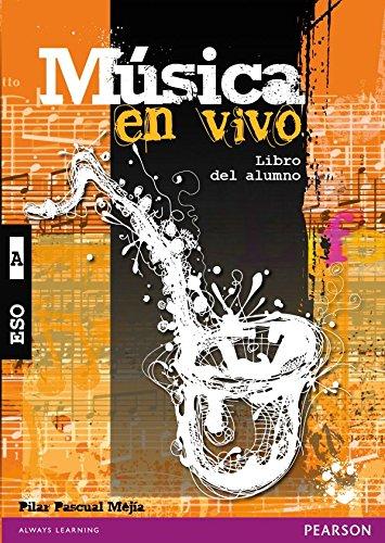 Música En Vivo A Libro Del Alumno Pack