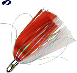 1pc 9 inches Bullet Head Ilander Saltwater Fishing Trolling Lures Fishing Baits