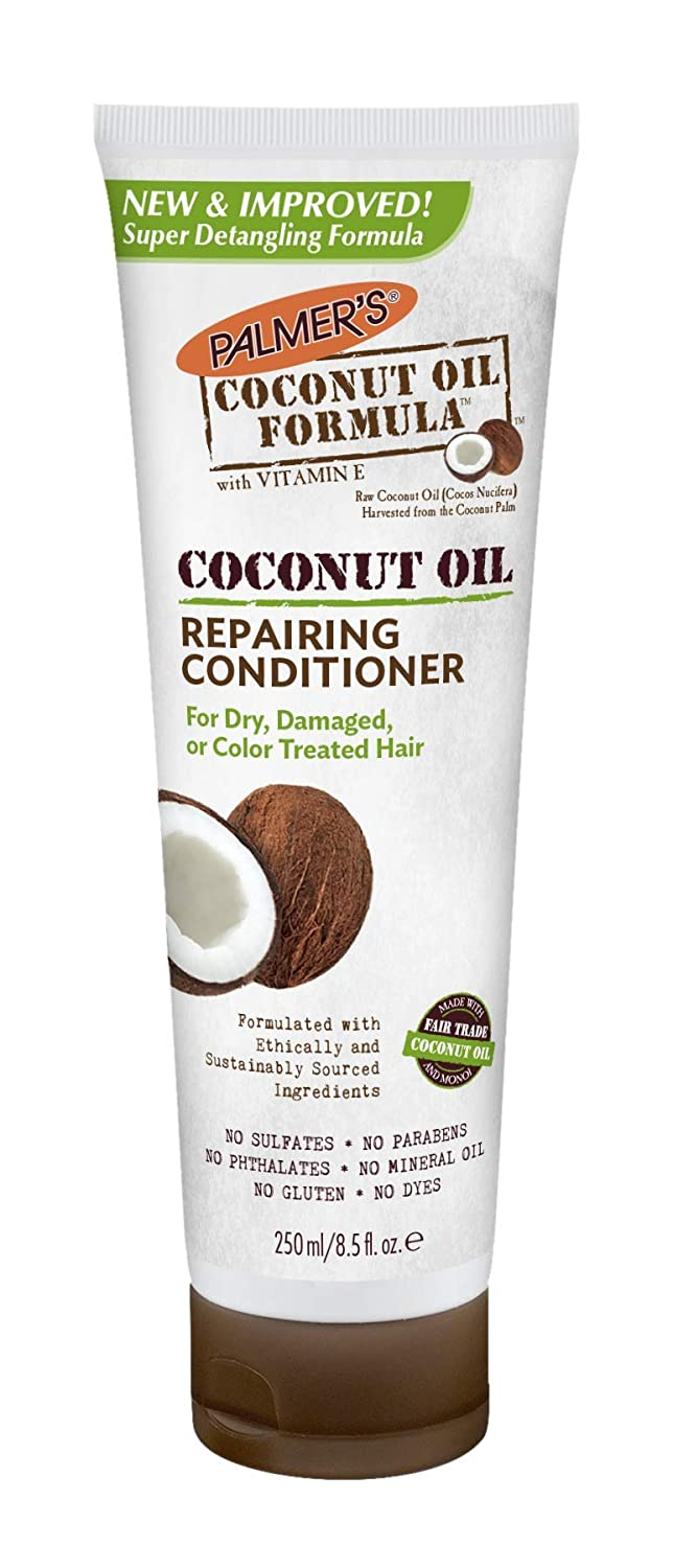 Palmer's Coconut Oil Formula Repairing Conditioner | 8.5 Ounces (Pack of 2)