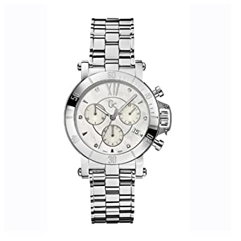 Date Chronographe Montre Femme Guess Collection Gc 38mm EHD29WI