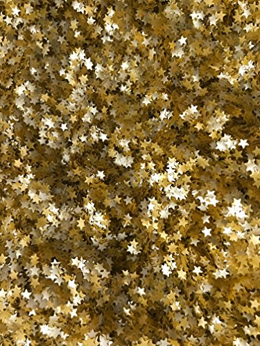 edible-glitter-gold-stars-004-ounce-used-cakes-cupcakesflakes-cookies-by-oh-sweet-art