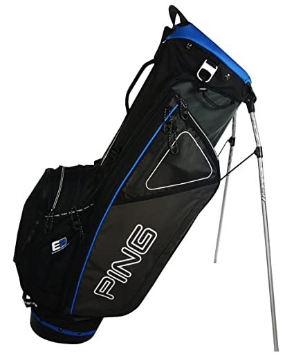 Amazon.com: NUEVO Ping hoofer II Carry/Stand Bolsa de golf ...