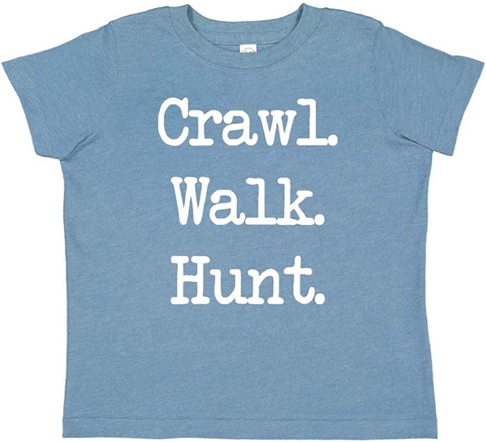 Mashed Clothing Crawl Hunt - Toddler//Kids Short Sleeve T-Shirt Walk