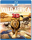 WILD AFRICA 3D - An Extraordinary Journey (Blu-ray 3D & 2D Version) REGION FREE