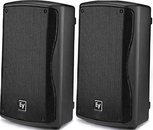 (Electro-Voice ZXA1-90 Powered PA Speaker Black)