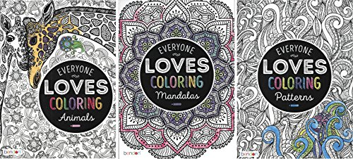 Bendon Everyone Loves Coloring 3 Pack