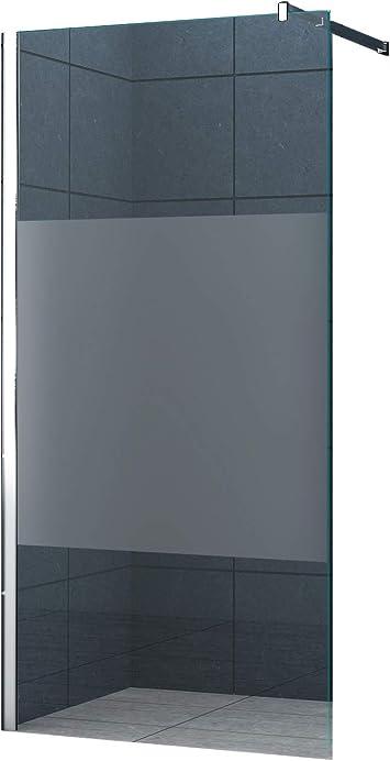 10 mm Mampara de Düsseldorf de Cover 80 x 200 cm/Ducha Ducha – Mampara de ducha pared vidrio templado: Amazon.es: Bricolaje y herramientas