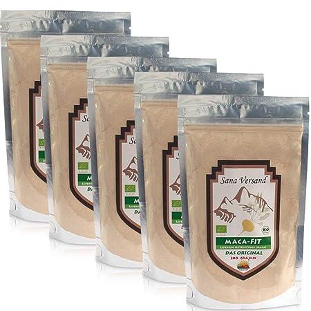 Maca 200g polvo puro de la raíz de maca organica, polvo de Maca andina original del Peru: Amazon.es: Salud y cuidado personal