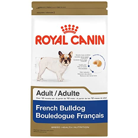 royal canin breed health nutrition french bulldog adult dry dog food 17 pound