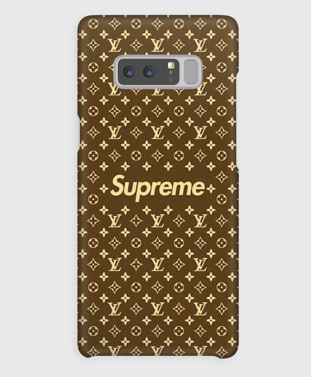 Supreme Paris coque pour Samsung S5, S6, S7, S8, S9, S10, A3, A5, A6, A7,A8, J3, J5, Note 4, 5, 8,9,Grand prime,