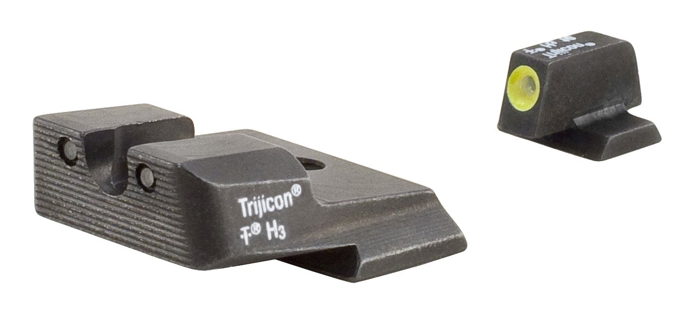 Trijicon S&W M&P HD Night Sight Set Front Outline