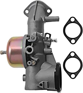 Saihisday Carburetor for Briggs & Stratton 491031 490499 491026 281707 12HP Engine w/Gaskets