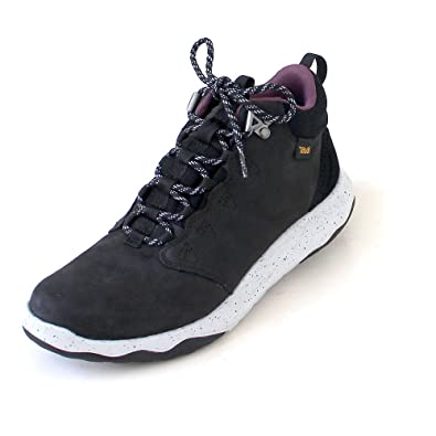 efc968a47d0a9b Teva Women s 1013645 High Rise Hiking Boots  Amazon.co.uk  Shoes   Bags