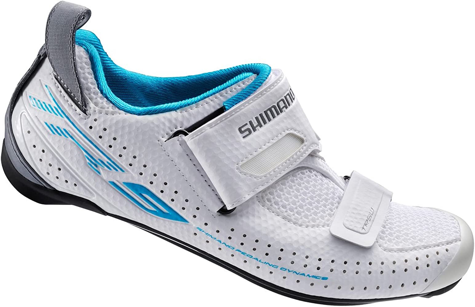 Shimano SH-TR9-B Triathlon Elite Carbon Cycling Road Bike Racing Shoes Men Blue