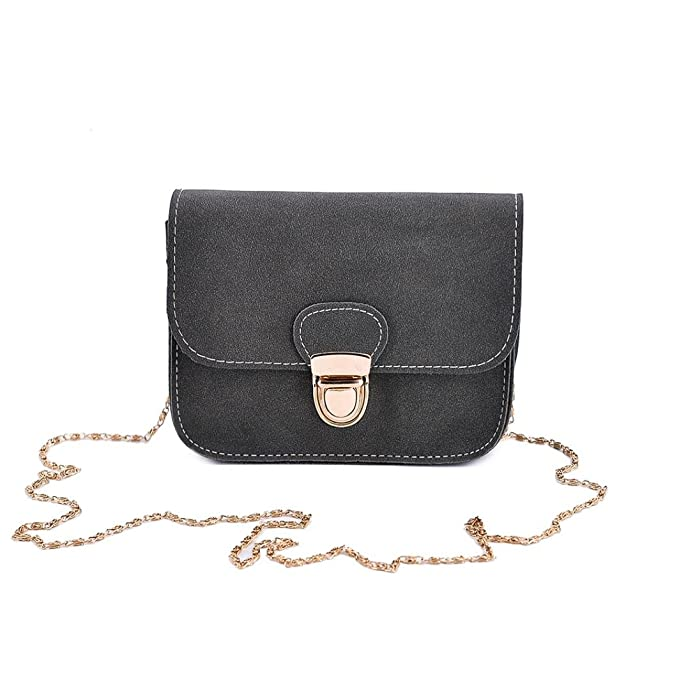 27a732e4739a KONFA Crossbody Bags For Women, Ladies Teen Girls Leather Satchel ...