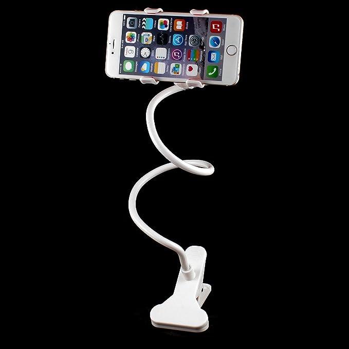 Amazon.com: eDealMax rotación de 360 grados Teléfono horquilla del montaje del Clip: Car Electronics