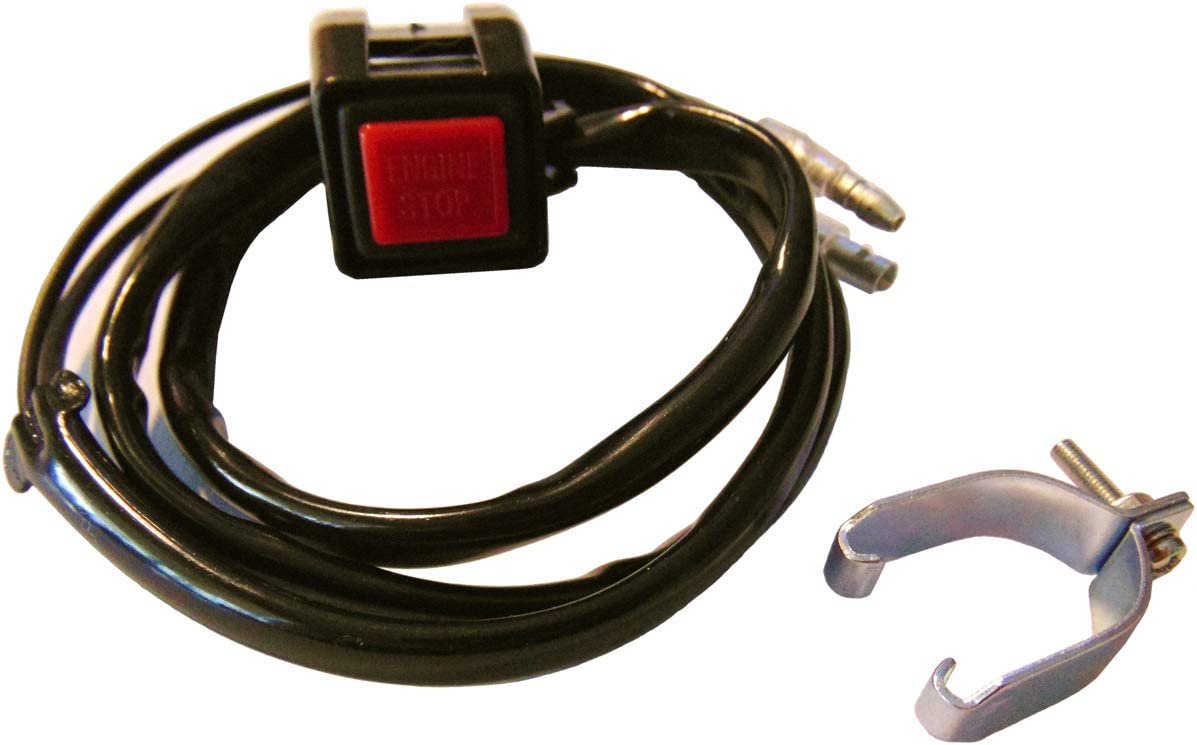 Kill Switch On Off Button Horn 7//8 Handlebar for Compatible with Yamaha 76-79 YZ400 00-01 YZ426