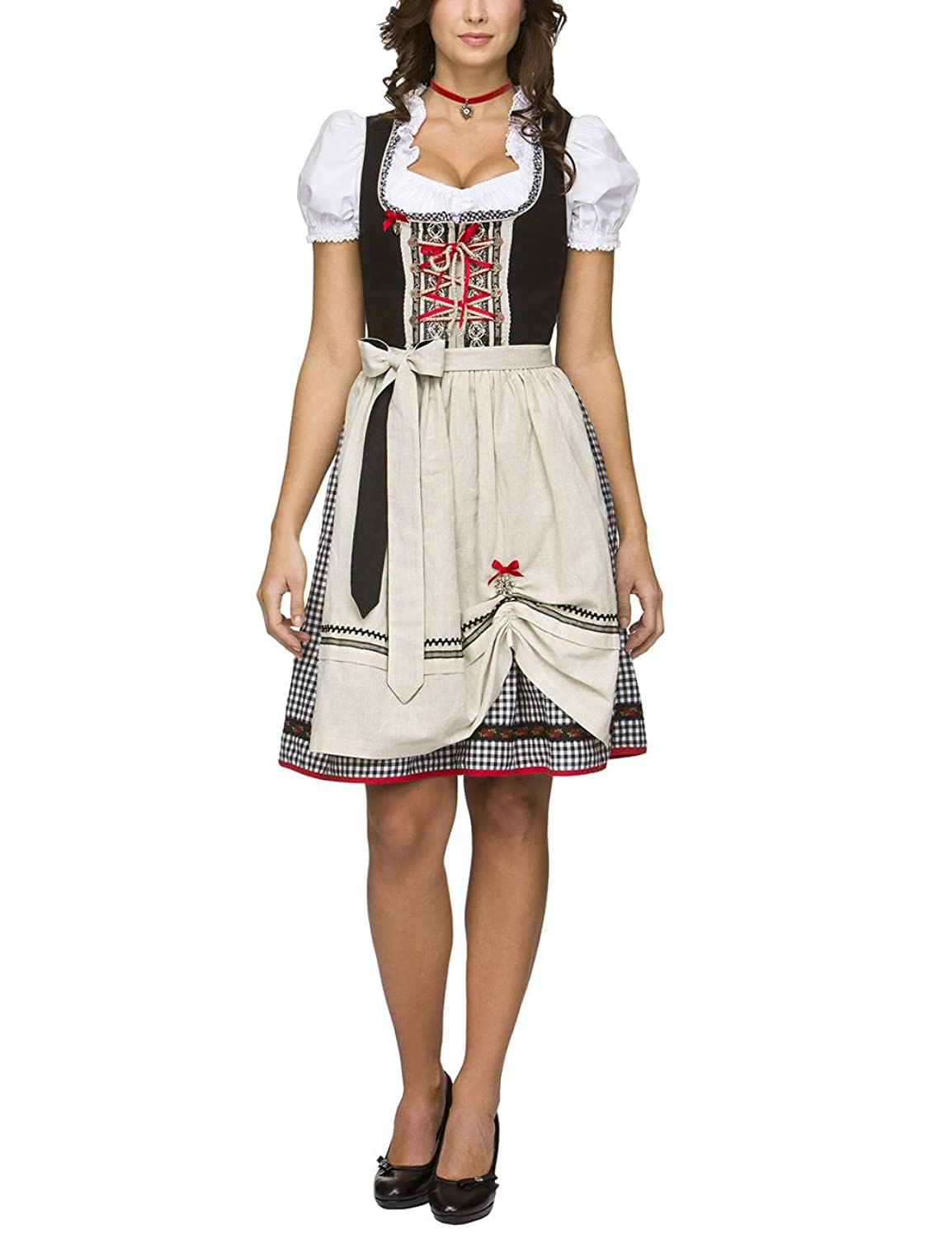 Stockerpoint Damen Dirndl Suraya