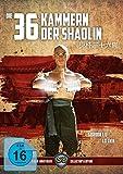 Die 36 Kammern der Shaolin (+ DVD) [Blu-ray] [Limited Collector's Edition]