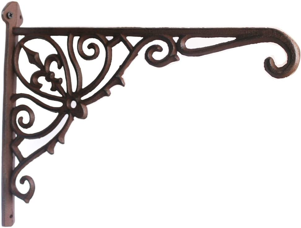 Cast Iron Plant Hook Hanger 12