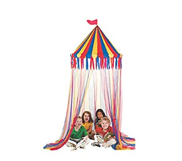 Big Top Circus Canopy Tent for Kids - Seats 25 Kids by Bunco Game Shop  sc 1 st  Amazon.com & Amazon.com: Big Top Circus Canopy Tent for Kids - Seats 25 Kids by ...