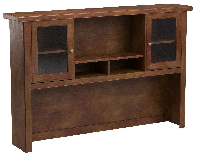 Martin Furniture Martin Tribeca Loft Hutch, Fully Assembled, Cherry by Martin Furniture
