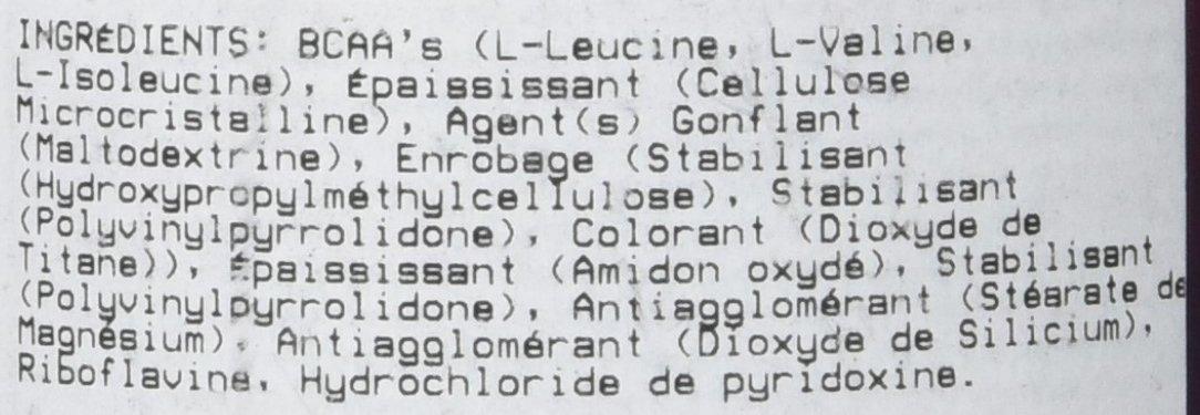 Xcore Nutrition BCAA Complex 3100 - Fórmula de Aminoácidos para el Crecimiento Muscular, rendimiento y la Recuperación - 200 tabletas, 33 Dosis: Amazon.es: ...