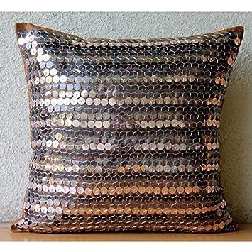 Amazon.com: Hecho a mano café decorativo almohadas Cover ...