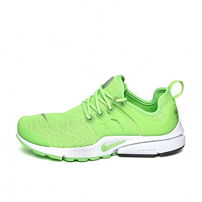 Nike Damen Wmns Air Presto Turnschuhe, Verde (Electric Green/Elctrc Grn-WHT), 35 1/2 EU