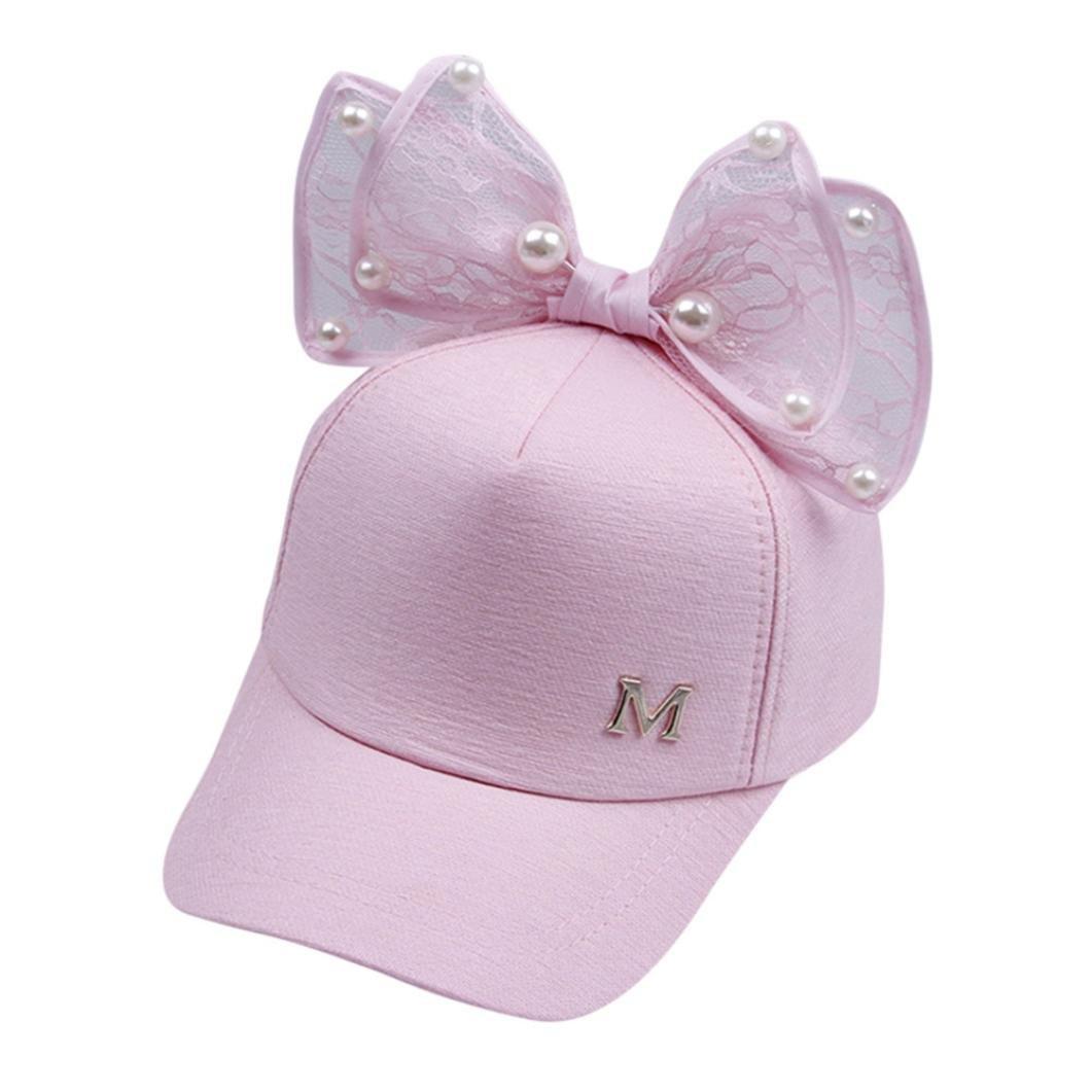 42edc52b7d3 Halijack Baby Girl Summer Sun Hat