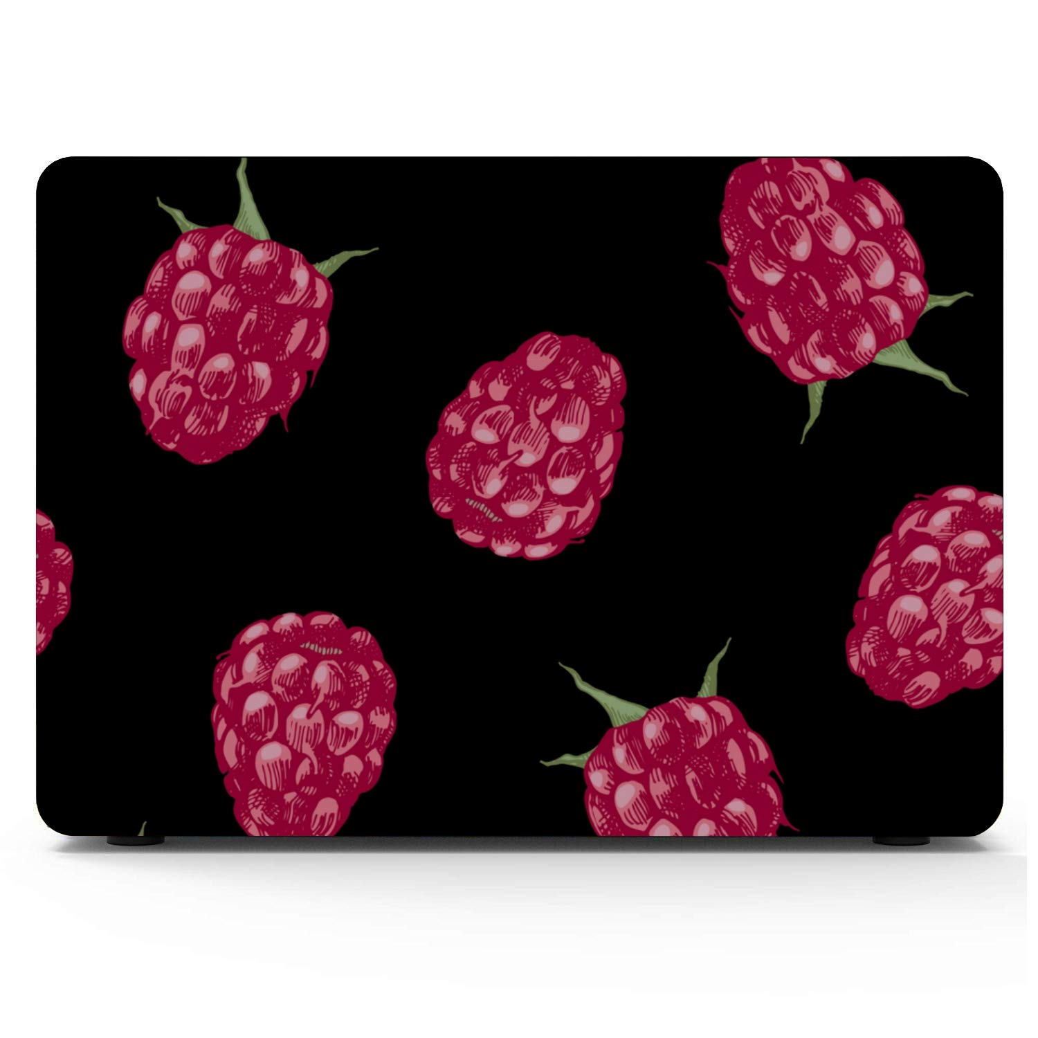 Mac Air Laptop Case Summer Sweet Sour Create Berry Fruit Plastic Hard Shell Compatible Mac Air 11 Pro 13 15 A1534 MacBook Case Protection for MacBook 2016-2019 Version
