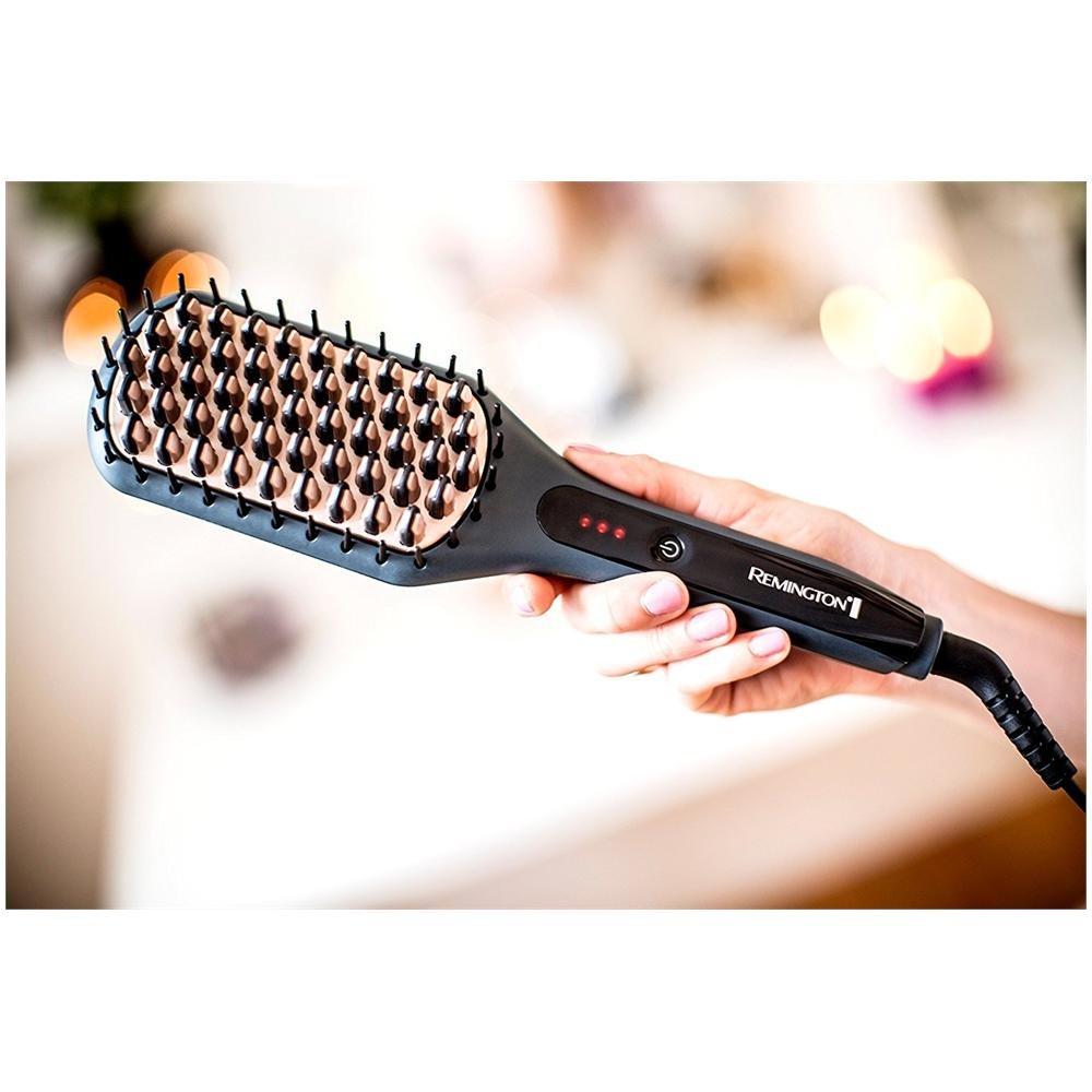 Remington cb7400 cepillo alisador eléctrico (cerámica 230 °: Amazon.es: Salud y cuidado personal