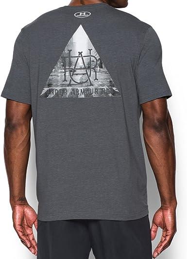 Under Armour UA Secret Society S/S Camiseta Deporte, Hombre: Amazon.es: Ropa y accesorios