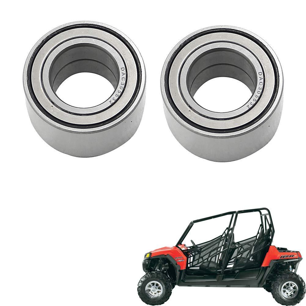 Motoparty Front Wheel Bearings Kit For Polaris ATV RZR 800 800-S 800-4 Ranger 4x4 800 570-All 4 Wheel 800 900 XP//Crew 700 Wheel Carrier Bearings,3514699