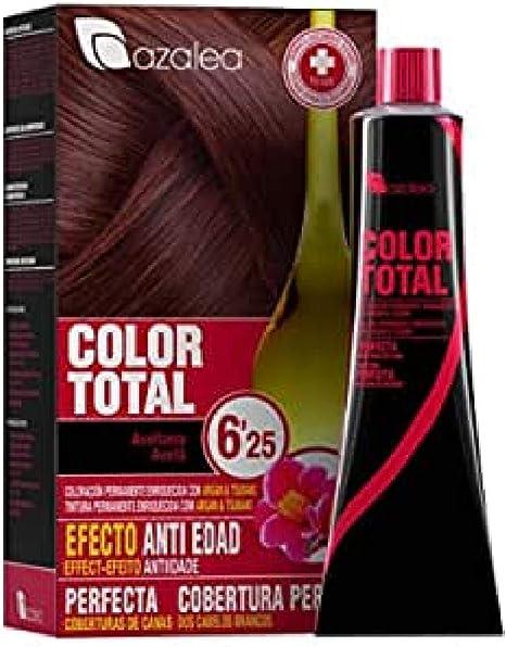 Azalea Total Tinte Capilar Permanente, Color Avellana - 224 ...