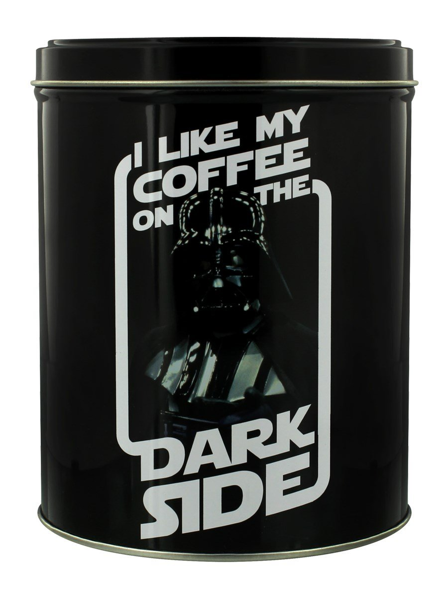 Star Wars Darth Vader Coffee Cannister / Cookie Tin by Star Wars HMB CAN1SW02