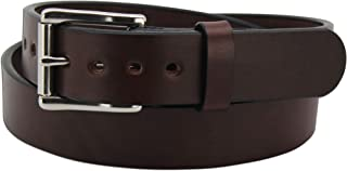 product image for Bullhide Belts Smooth Edge Max Thickness (Brown, 40 Inches)