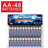 ACDelco AA Super Alkaline Batteries, 48 Count
